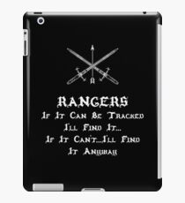 Rangers Roleplaying | Fantasy Role Playing iPad Case/Skin