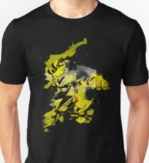 Electabuzz Splatter Unisex T-Shirt