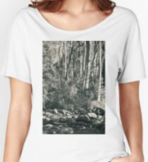 All was tranquil Women's Relaxed Fit T-Shirt