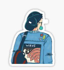 a guy #2 Sticker