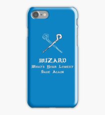 Wizard Roleplaying | Fantasy Role Playing iPhone Case/Skin