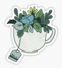 a cup Sticker