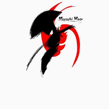 Musashi Wear 4 by ojharper