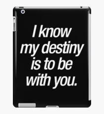 My Destiny iPad Case/Skin