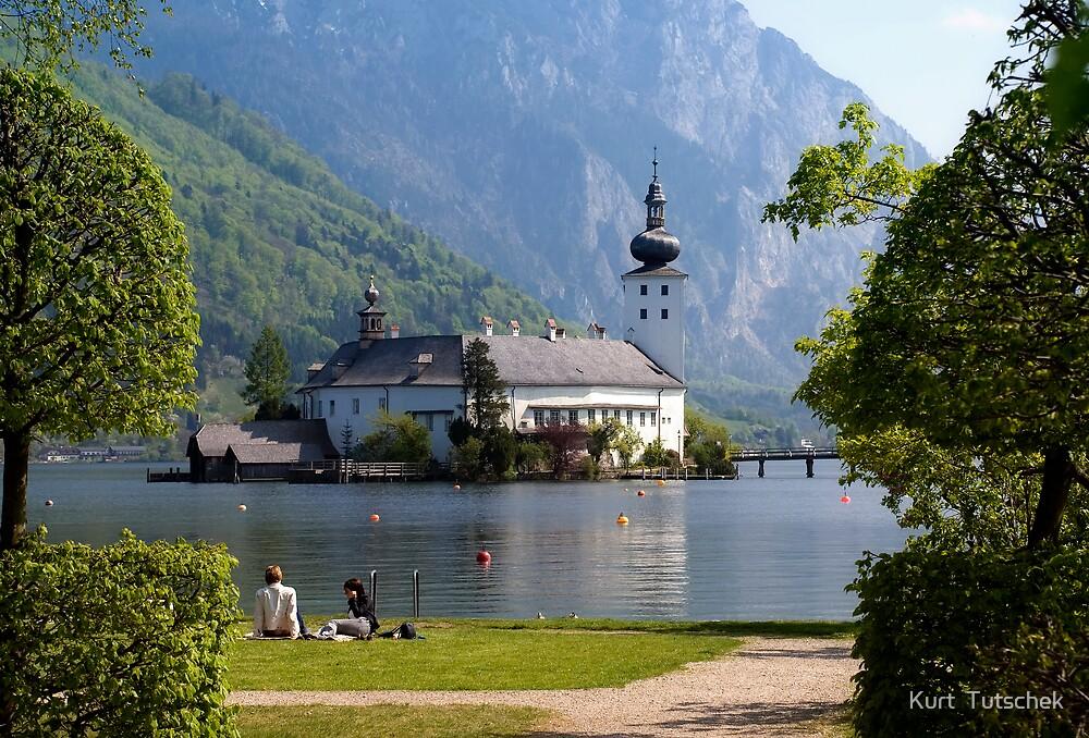 Austrian idyll by Kurt  Tutschek