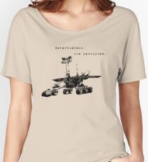 Opportunity Rover: Nevertheless, She Persisted Women's Relaxed Fit T-Shirt