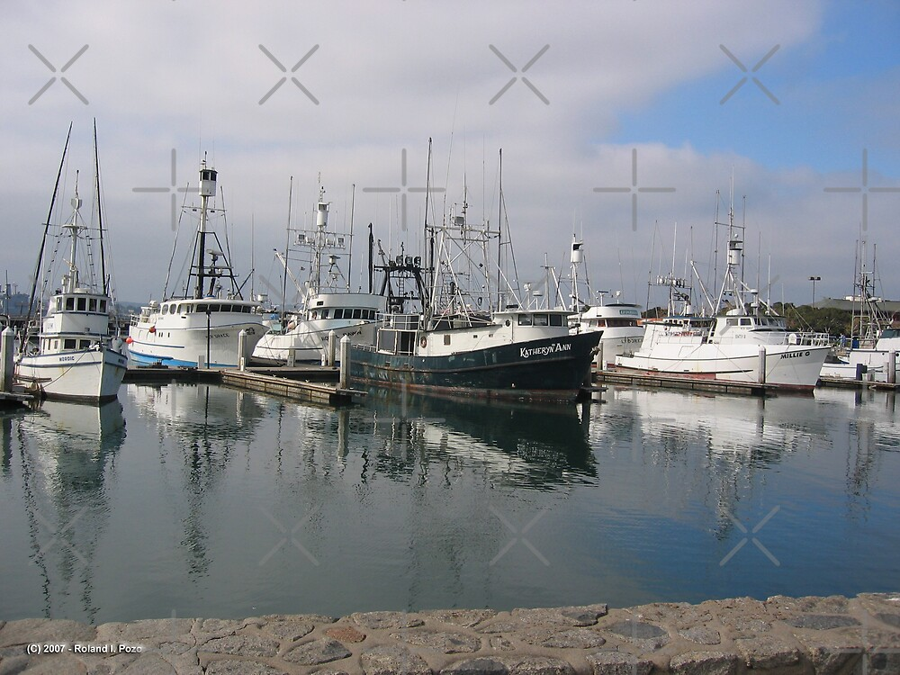 Trawlers by photorolandi