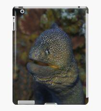 Moray eel iPad Case/Skin