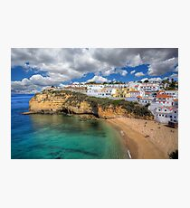 Carvoeiro Algarve Portugal Photographic Print