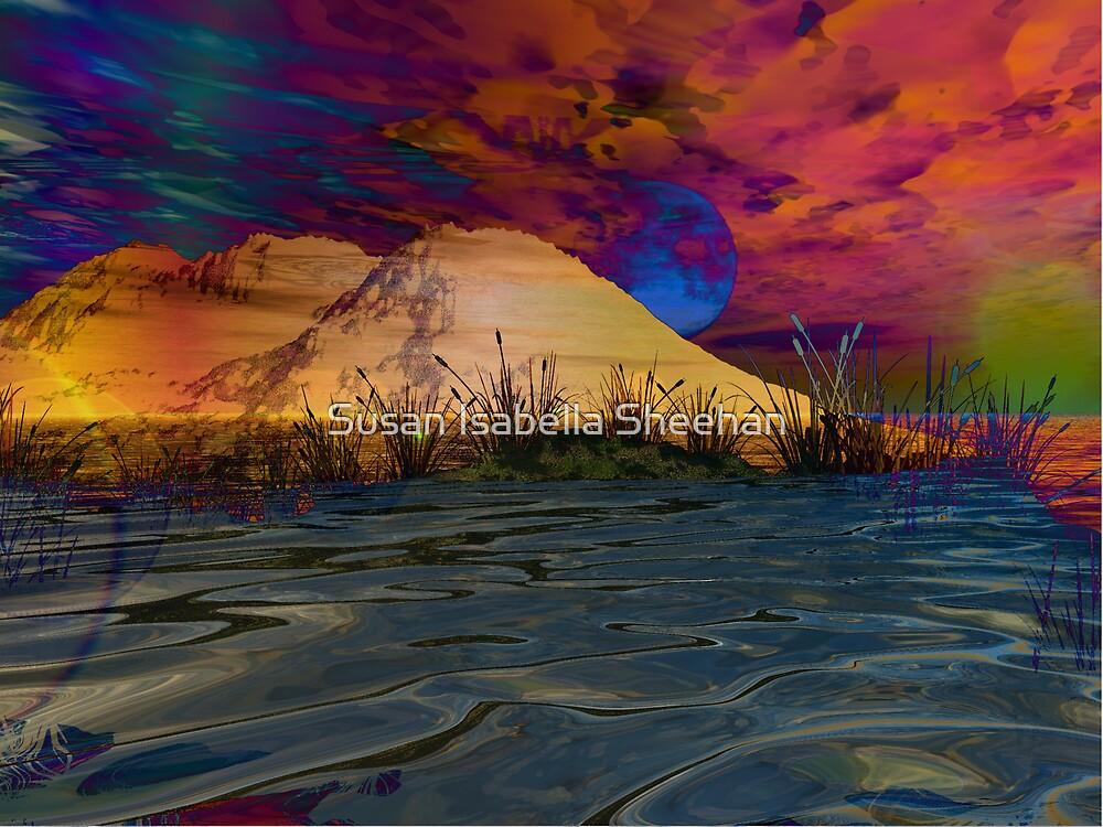 Dream World by Susan Isabella  Sheehan