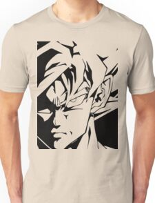 Shadow of Son Goku God Mode Unisex T-Shirt