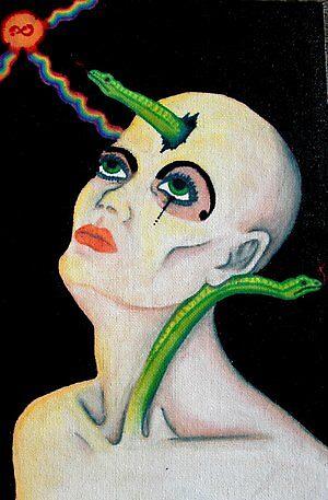 Snakes. by mutedlarynx