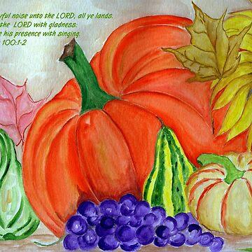 Splendor and Praise by AnneG