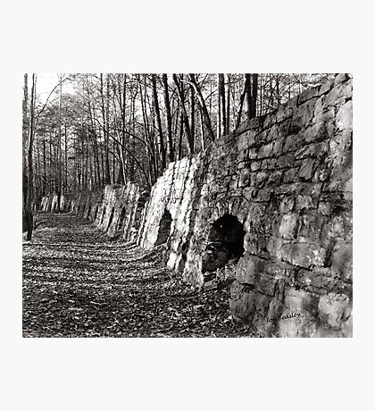 Coke Ovens Dunlap Tennessee Photographic Print