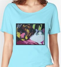 Two of a Kind Women's Relaxed Fit T-Shirt
