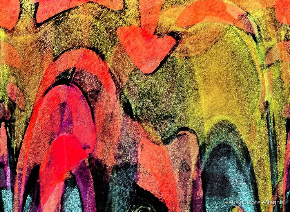 SOFT CURVE by Paul Quixote Alleyne