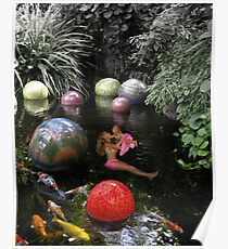 Tropical Playground Poster