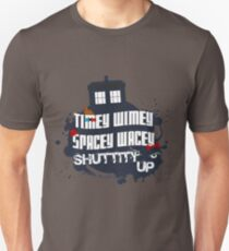 Doctor Who Catchphrases 2 T-Shirt