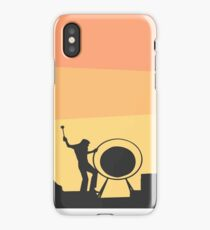 Pink Floyd Live At Pompeii iPhone Case/Skin