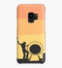 Pink Floyd Live At Pompeii Case/Skin for Samsung Galaxy