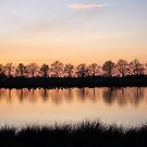 Evening Reflection by Jo Nijenhuis