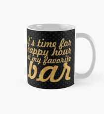 It's time for... Gym Motivational Quote Mug