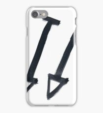 Hobo Sign - 029 - Work Available iPhone Case/Skin