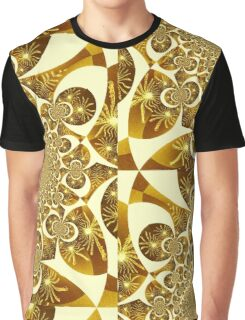 Golden Rain  Graphic T-Shirt