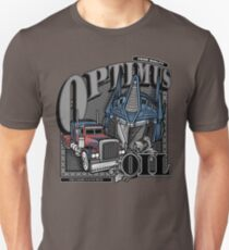 Optimus Oil. Unisex T-Shirt