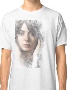 The L Word - Mia Kirshner/Jenny Schecter Classic T-Shirt