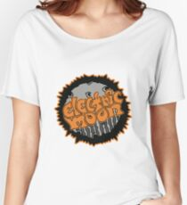 Electric Moon (original logo) first design Acid Rock Women's Relaxed Fit T-Shirt