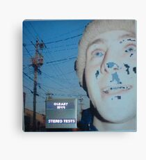 #5 Oleary1599 - Stereo Tests Canvas Print