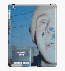 #5 Oleary1599 - Stereo Tests iPad Case/Skin