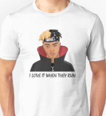 XXXTentacion - I Love It When They Run Unisex T-Shirt
