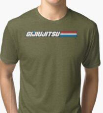 G.I. JuiJitsu Tri-blend T-Shirt
