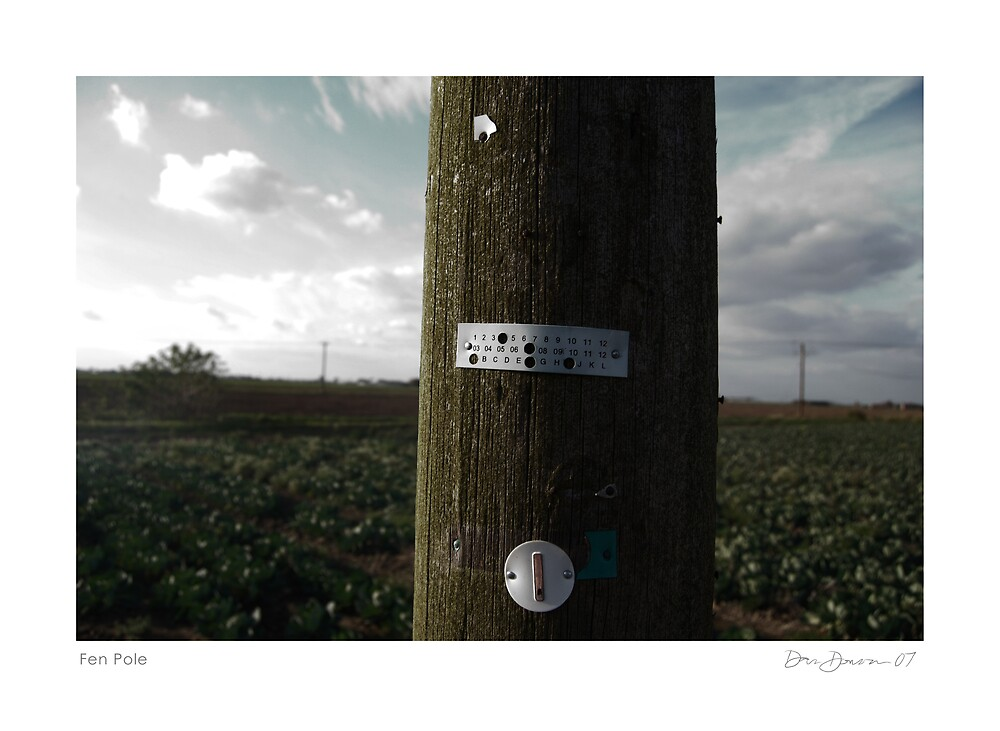 Fen Pole by Dan Donovan