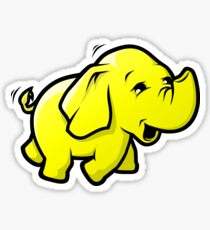 apache hadoop Sticker