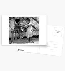 Sharing Postcards