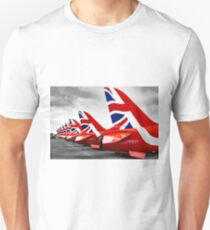 Red Arrows Tails Unisex T-Shirt