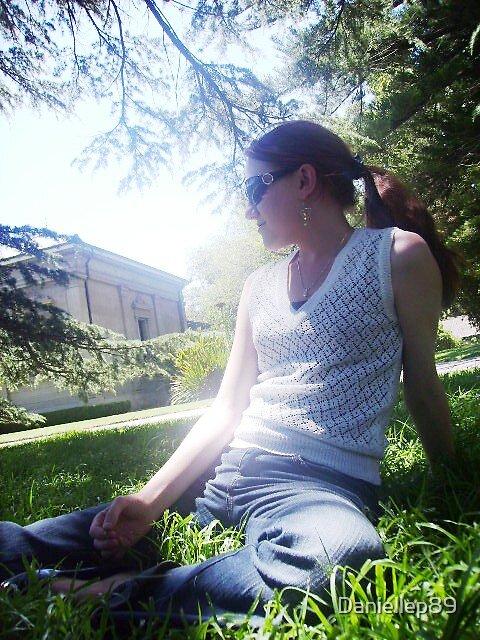 Linda in the Botanics by Daniellep89