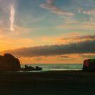 Golden Sunset  by Kekezza Reece