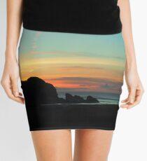 Sherbet Sunset  Mini Skirt