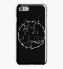 doberman iPhone Case/Skin