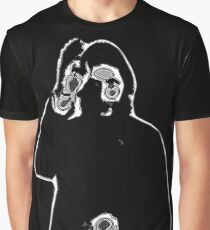 The Mad Monk Graphic T-Shirt