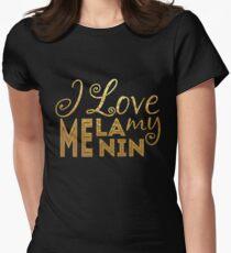 I Love My Melanin T-Shirt