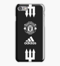 Manchester United Black iPhone Case/Skin