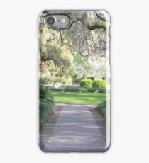 Brookgreen Gardens 2 iPhone Case/Skin