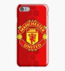 Manchester United FC Club iPhone Case/Skin