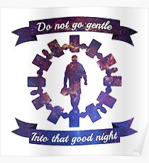 Do Not Go Gentle Poster