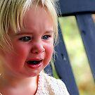 Upset Little Girl by HGB21